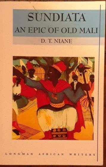 an analysis of sundiata an epic of old mali by djibriltamsir niane 9781405849425 our cheapest price for sundiata an epic of old mali is $1174 free shipping on all orders over $3500.