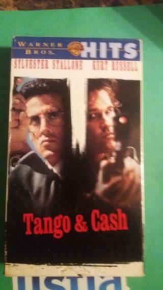 vhs tango & cash free shipping
