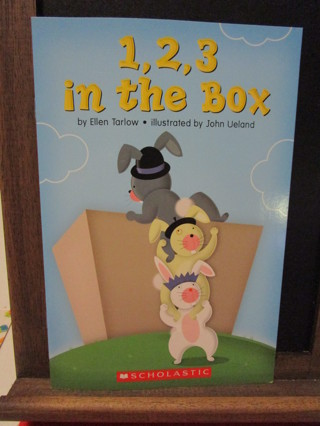 One, Two, Three in The Box  -by Ellen Tarlow
