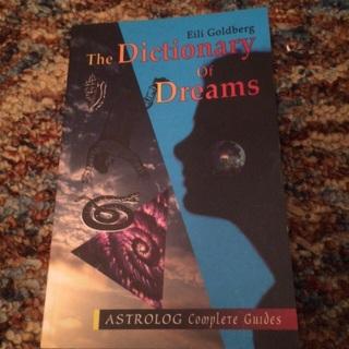 Dictionary of dreams book