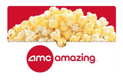$10 AMC movie theaters gift card code ~ digital delivery only