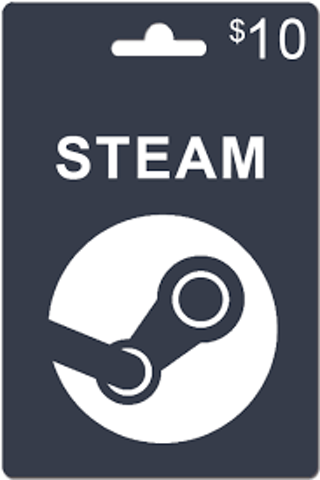 Steam 1 Random Gift Card or Game ($10 - $30)
