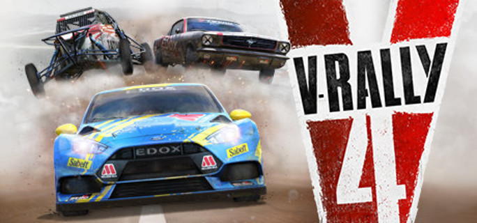 V-Rally 4 (Steam Key)
