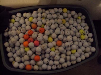 25 Golf Balls
