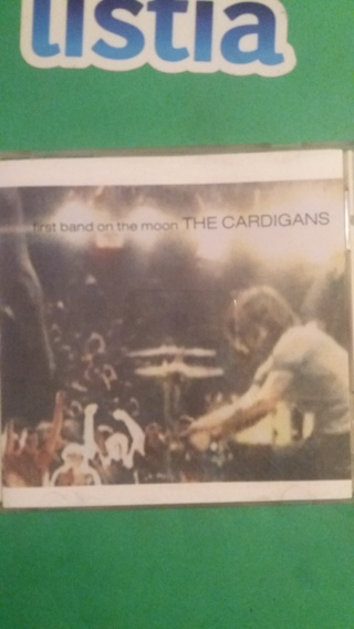 cd  the cardigans  first band on the moon  free shipping