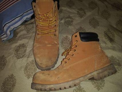 Mens phat farm boots