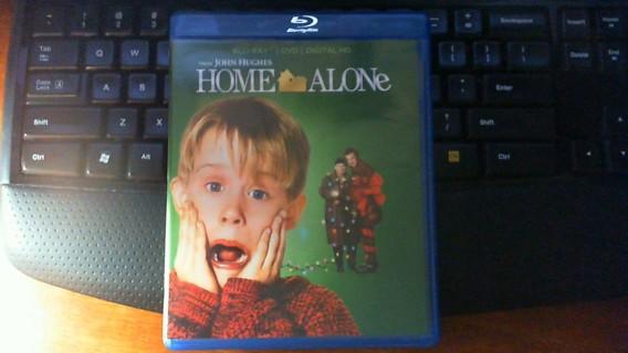 Home Alone Blu Ray