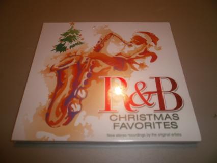 R&B Christmas C.D.