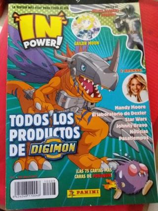 Digimon Old Magazine