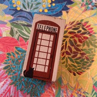 Cat's Meow London Telephone Box