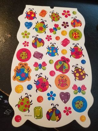 Bug Stickers # 1