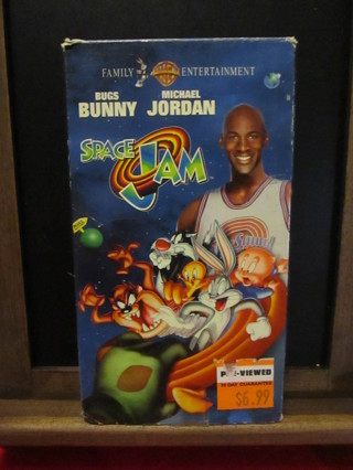 Space Jam - VHS