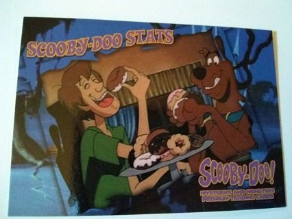 Scooby Doo Trading Card