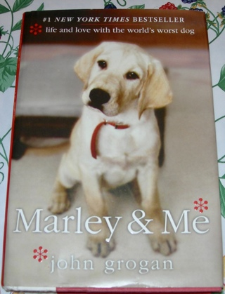 Marley & Me, by Josh Grogan, Hardcover, $21.95 value