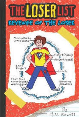 The Loser List #2: Revenge of the Loser byH.N. Kowitt
