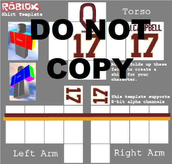Free Redskin Template Roblox Shirt Other Video Game Console