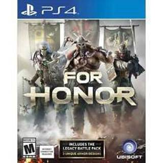 BRAND NEW! For Honor (Sony PlayStation 4, 2017), FREE SHIPPING.
