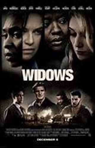 WIDOWS (HDX) VUDU OR (HD) iTunes Via MA Redeem