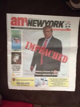 AM New York Newspaper