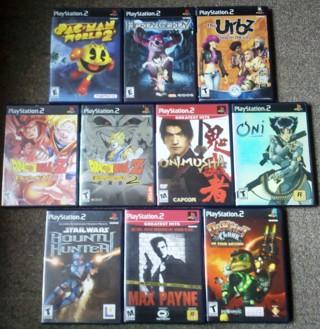 PICK 3- PlayStation 2 - WINNERS CHOICE #2 - PICK 3