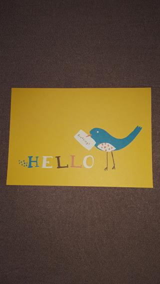 Hello Notecards
