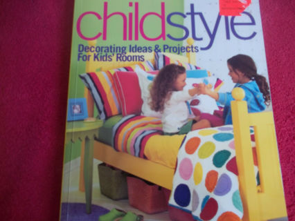 Better Homes and Gardens Childstyle Book