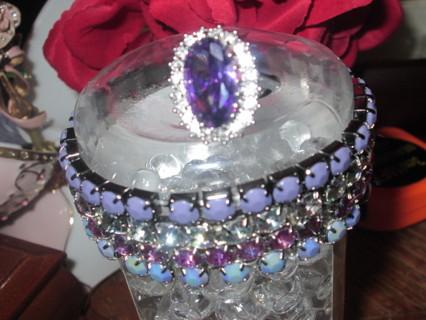 Beautiful Brand New Sparkling Costume Jewelry