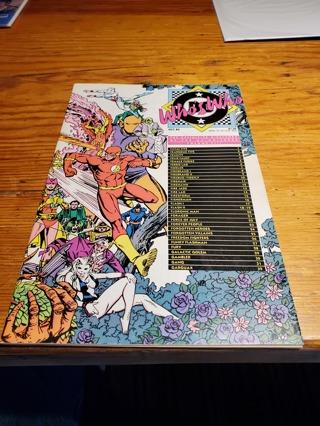 Who's Who DC comics Oct. 1985