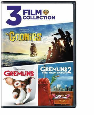 NEW DVD Movies Goonies, The / Gremlins / Gremlins 2 FREE SHIPPING