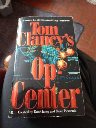 Tom Clancy's Op-Center (paperback)