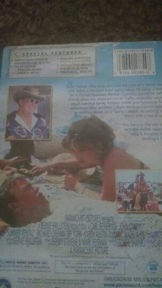 Summer Rental DVD