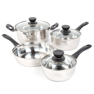 "》☆~ Brand New In The Box - "" SUNBEAM "" 7-Piece Cookware Set "" ~ ☆☆《"