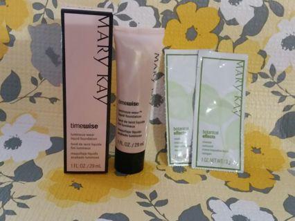 Mary Kay Luminous-Wear foundation Bronze 2