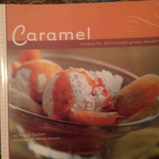 Caramel recipe book
