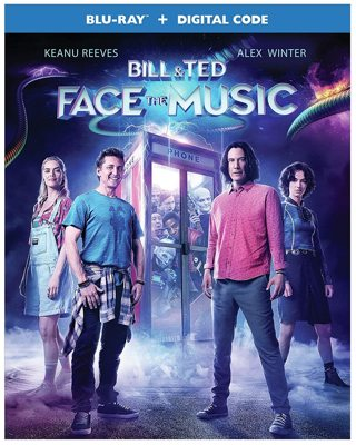 Bill & Ted Face The Music (Digital HD Download Code Only) *Keanu Reeves* *Alex Winter*
