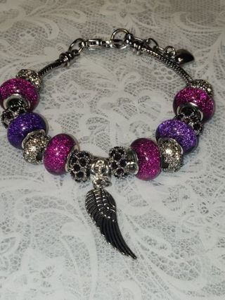 Euro Braclet ♡♡ On a Angels Wing ♡♡