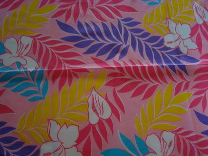 Pink Wild Fabric  (Q)