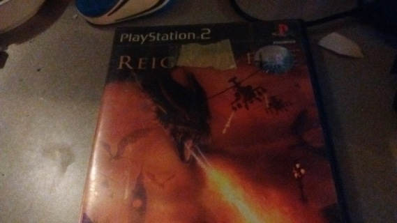 Reign of Fire PS2