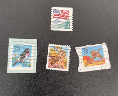 US stamps 1987(#5)