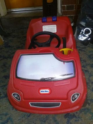 Free Baby Toy Car That They Can Drive Either Moms Pushing Them Or