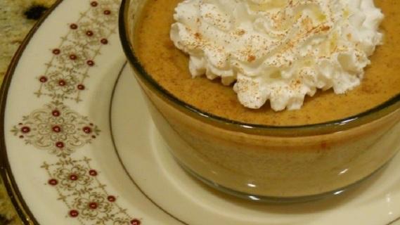 ~☆ Homemade Pumpkin Custard Recipe ☆~