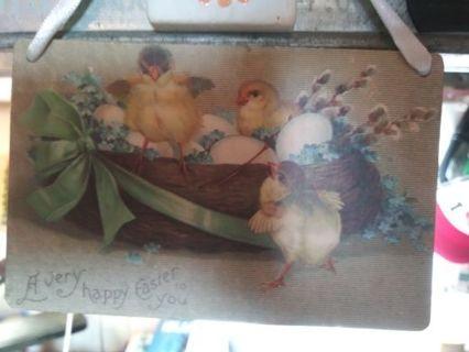 Vintage Easter art