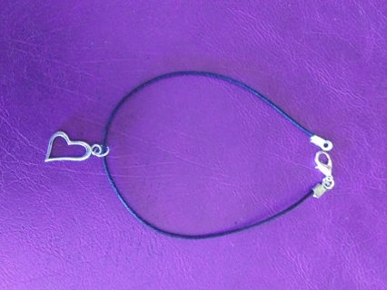 New! Tibetan silver heart bracelet