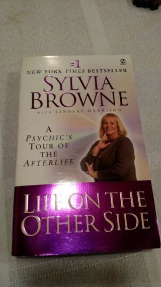 Life On the Other Side by Sylvia Browne (paperback)