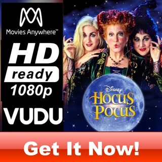 HOCUS POCUS HD  GOOGLE PLAY CODE ONLY