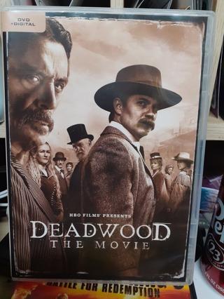DEADWOOD  the MOVIE  2019  RELEASE