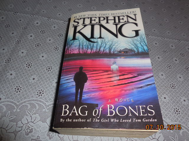 a review of bag of bones by stephen king Stephen king was a big part of horror television in the 90's networks weren't really pushing the limits of tv at the time, so stephen king-based miniseries always stood out as something special.