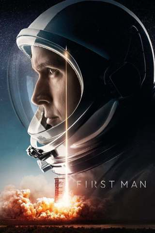 First Man (HDX) (Movies Anywhere) VUDU, ITUNES, DIGITAL COPY
