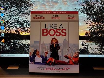 Like a Boss Blu-Ray + DVD Set