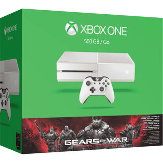 TAKING CHRISTMAS ORDERS!  Xbox One Special Edition 500GB Console Gears of War Bundle! FREE SHIP!